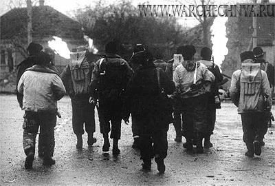 Чечня. Фото чеченской войны с авторскими комментариями ...