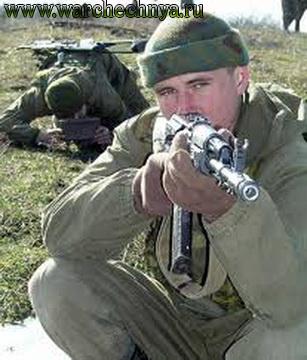 Стихи касательно Чеченской войне
