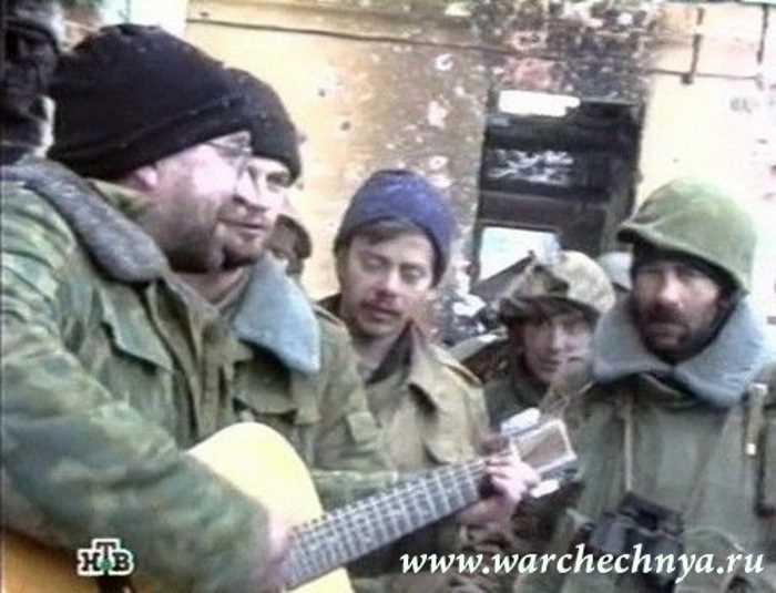 Первая чеченская война. Время ДДТ. Чечня