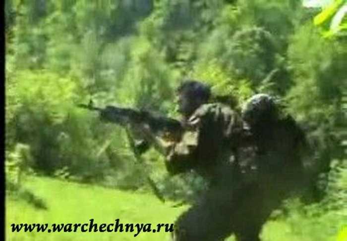 Спецоперация чеченских боевиков