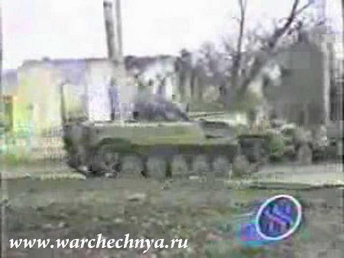 Первая чеченская кампания. Грозный