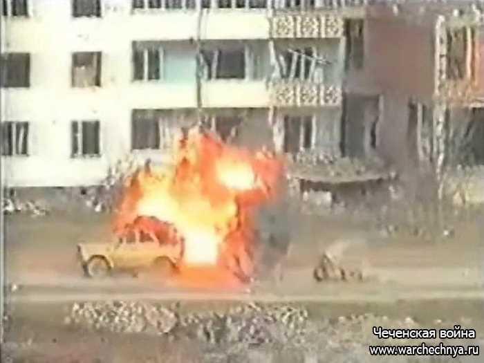 Видеозаписи чеченских боевиков