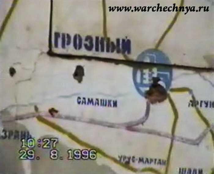 Первая чеченская война. 101 ОсБрОН, в.ч. 5130, 22 военный городок, Грозный