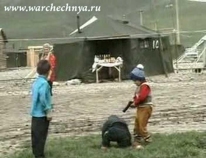 Нохчи - дети Ноя