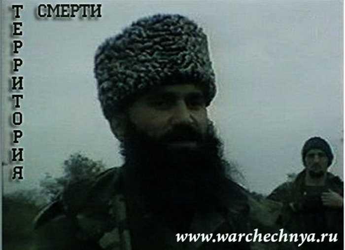 Территория смерти - Чечня