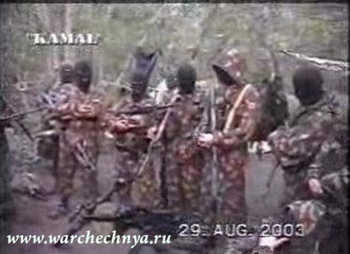 Вторая чеченская война. Уничтожение блок-поста