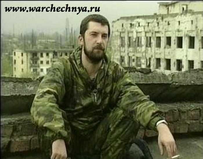 Как я поехал на войну в Чечню. Владимир Виноградов