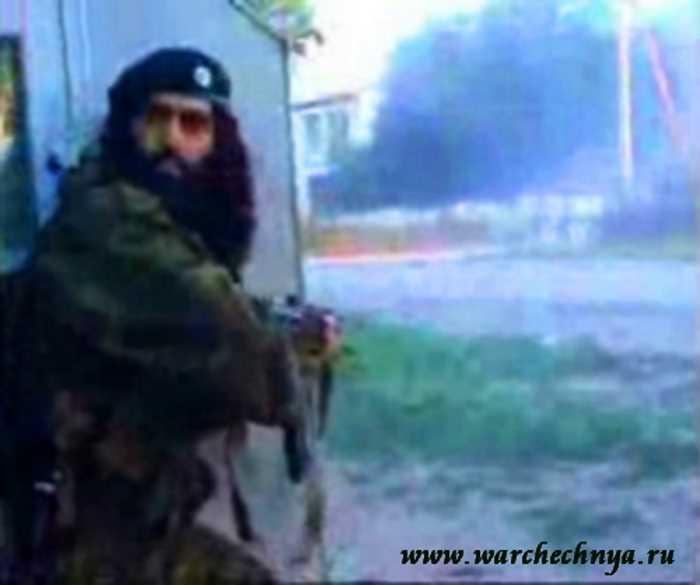 Военная операция чеченских боевиков в Автурах