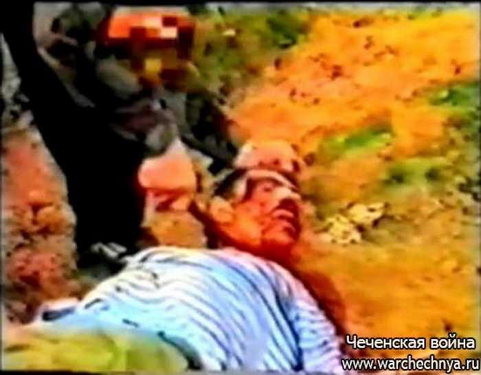Чечня ХХ век. Террор. Все за други своя