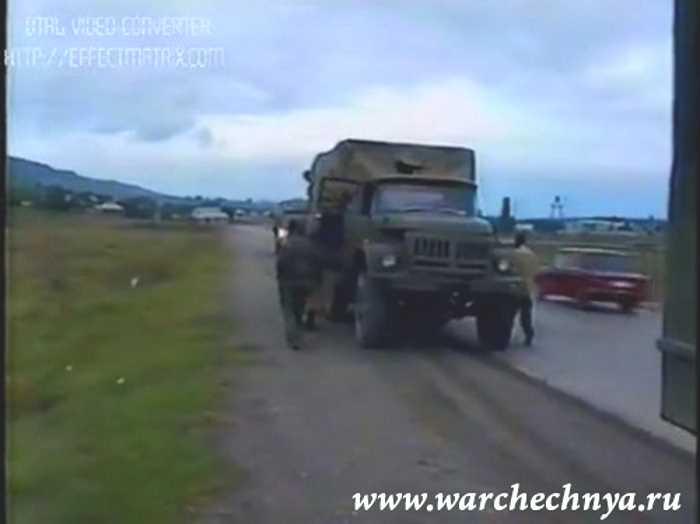 Первая чеченская война. От Червлённой до Грозного. 101 Бригада ВВ