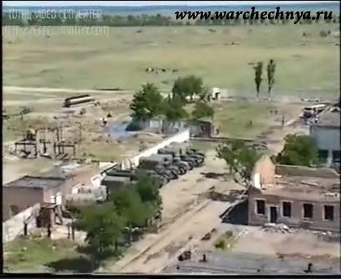 Первая чеченская война. 676 ПОН, Калиновский полк, в/ч 3753