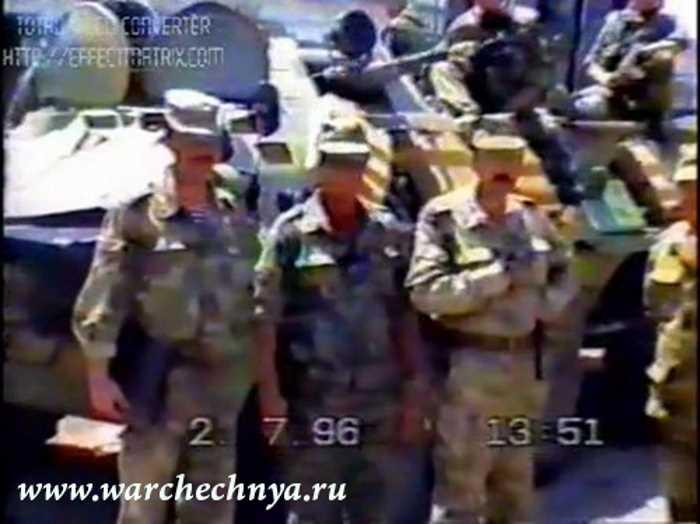 Первая чеченская война. 305 ОБОН, Гудермес, в/ч 5387