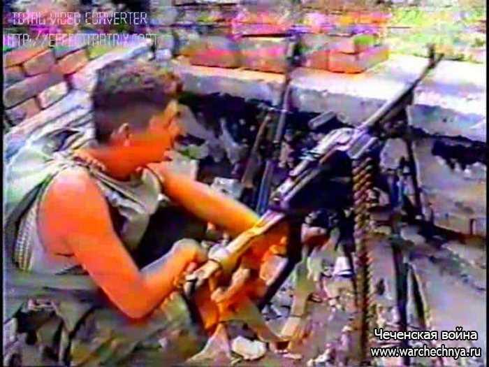 Первая чеченская война. 15 городок, 101 ОсБрОН. в/ч 5594
