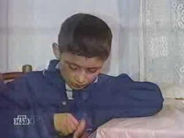 11-ти летний Володя о геноциде русских в Чечне