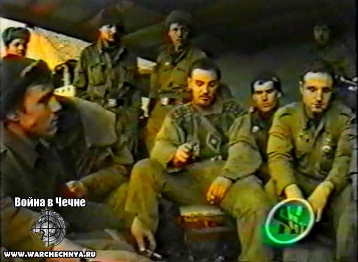 Первая чеченская война. 276 МСП после штурма г. Грозный