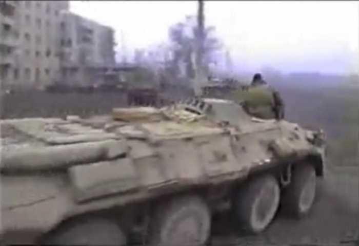 Первая чеченская война. Январь - февраль 1995 г.
