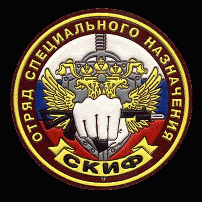 """Об отряде спецназа """"Скиф"""""""