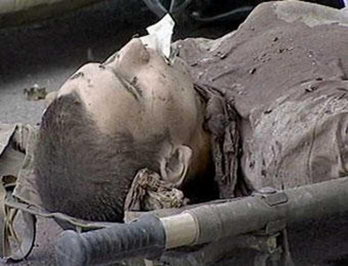 Фотографии террористов, захвативших школу в Беслане