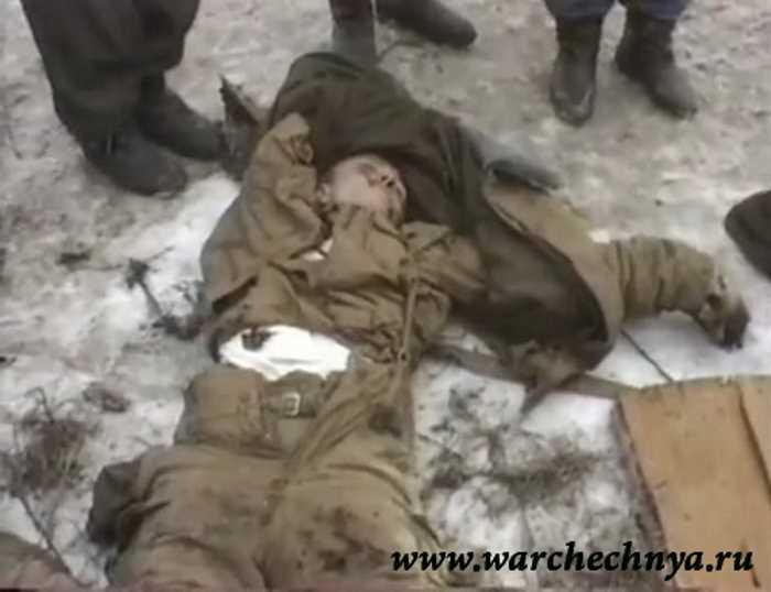 Первая чеченская война. Солдаты в Чечне. 1995