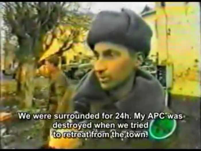 Первая чеченская война. Интервью выживших из 131 Майкопской бригады
