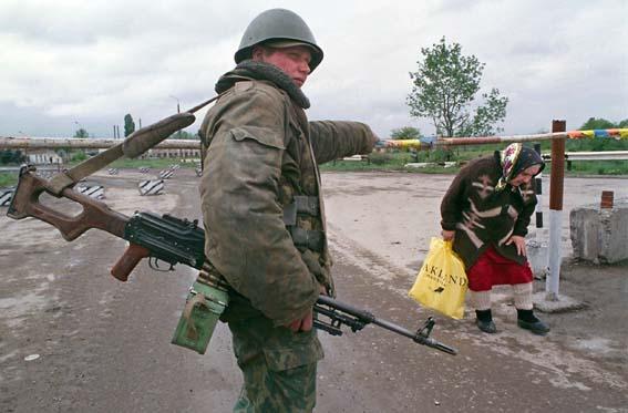 Фото чеченской войны