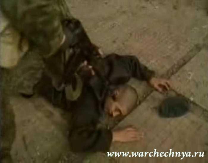 Вторая чеченская война. Чечня: на территории повстанцев