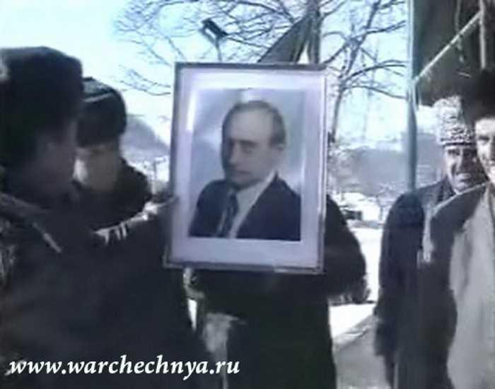 Тайная война Путина