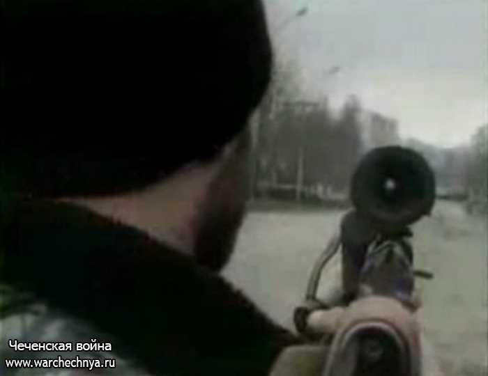 Вторая чеченская война. 14 эпизодов. Без комментариев