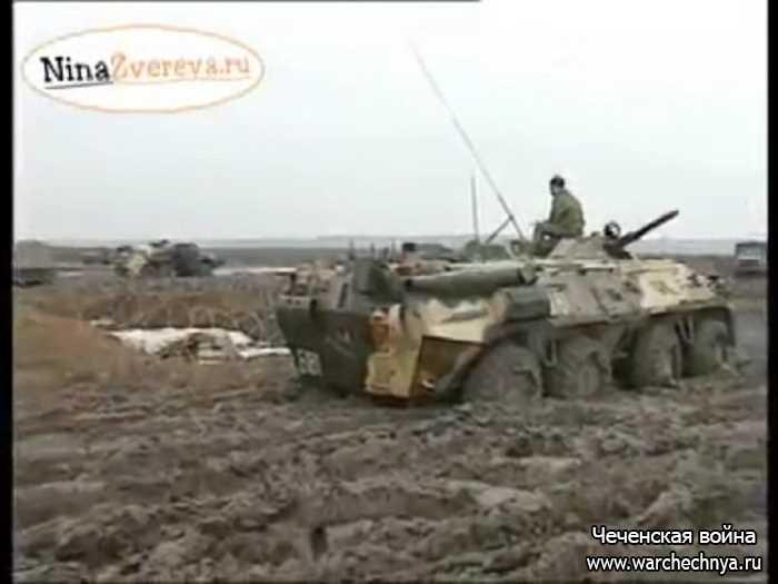 Первая чеченская война. Нина Зверева. Граница Чечня-Дагестан. (1995 год)