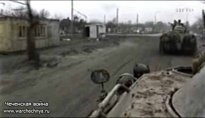 Белые вороны. Кошмар в Чечне