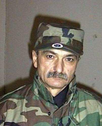 Аслан Шортанов. Офицеры России