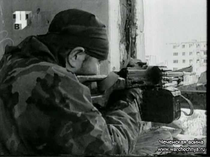 Особая папка. Причины войны в Чечне