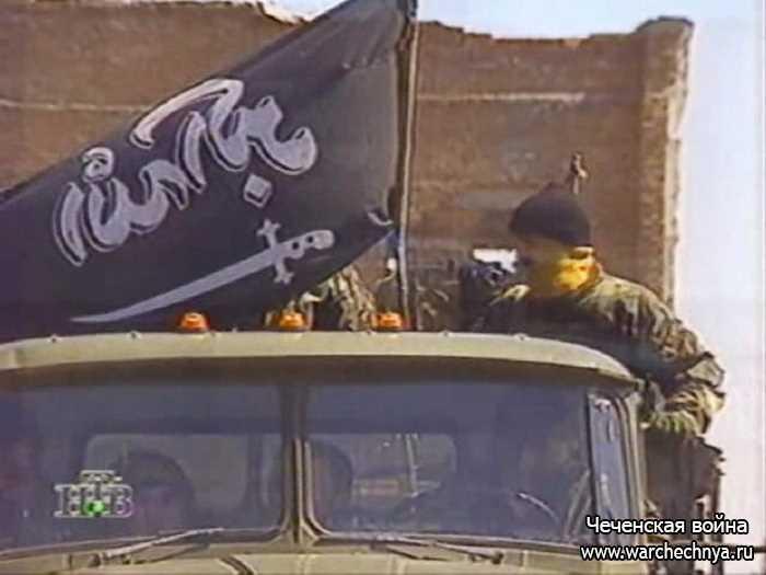 Первая чеченская война. Чечня в 1990-х
