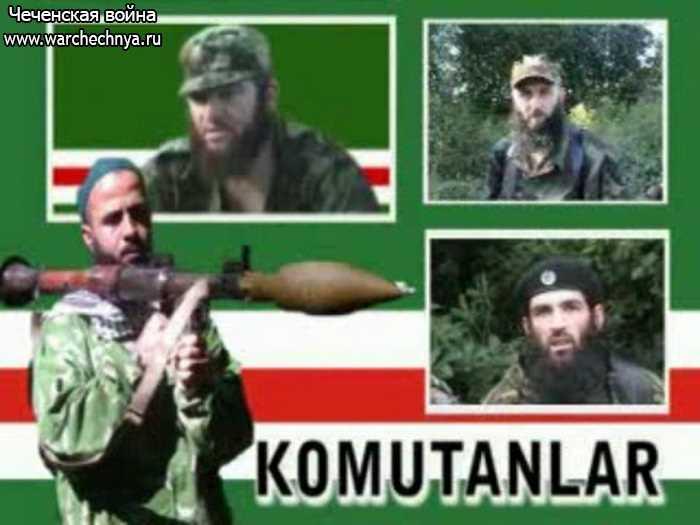Видео боевиков. Джихад в Ичкерии