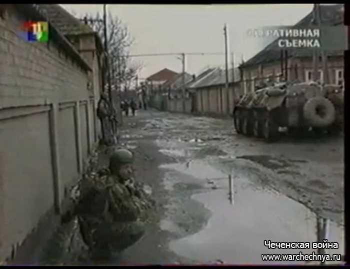 Ликвидация Хамзата Назарбаева