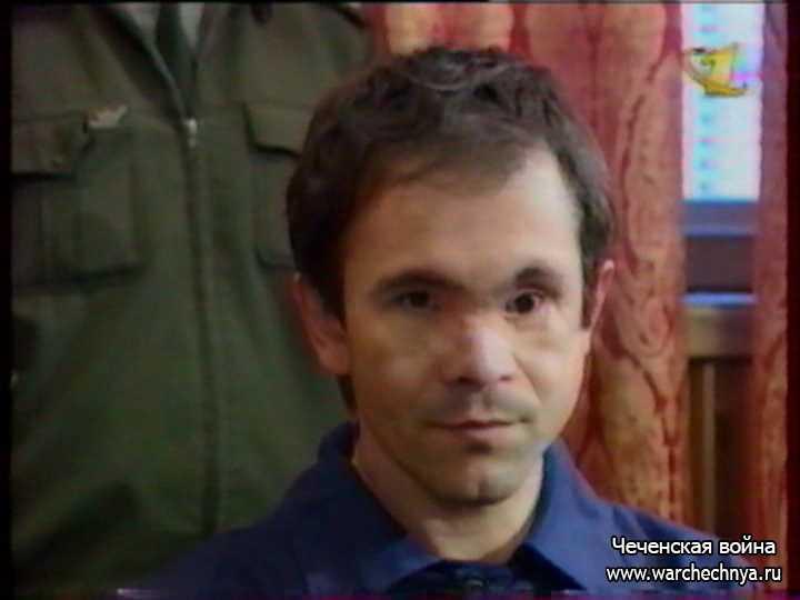 Арест Радуева (ОРТ от 17.03.2000)