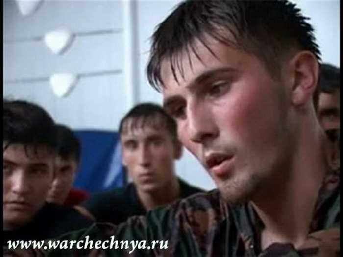 """Фрагменты фильма телеканала """"Грозный"""" о базе подготовки чеченской молодежи"""