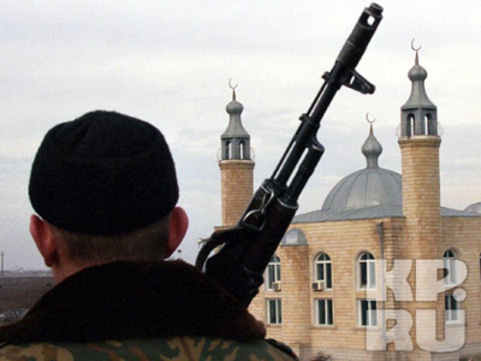 """Война в Чечне глазами фотографов """"Комсомолки"""""""