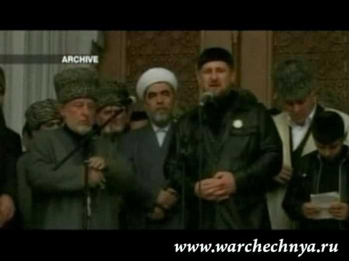 При дворе чеченского короля