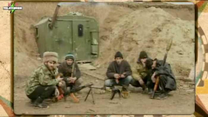 Первая чеченская война. Компас. Чечня в 1996 году