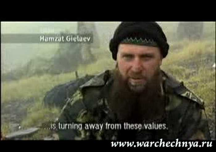 Вторая чеченская война. The Smell of Paradise / Запах Рая