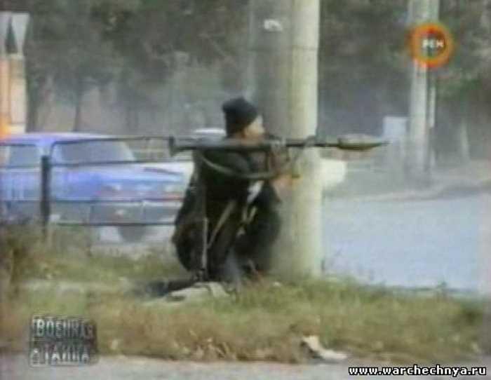 Военная тайна. Начало первой чеченской войны