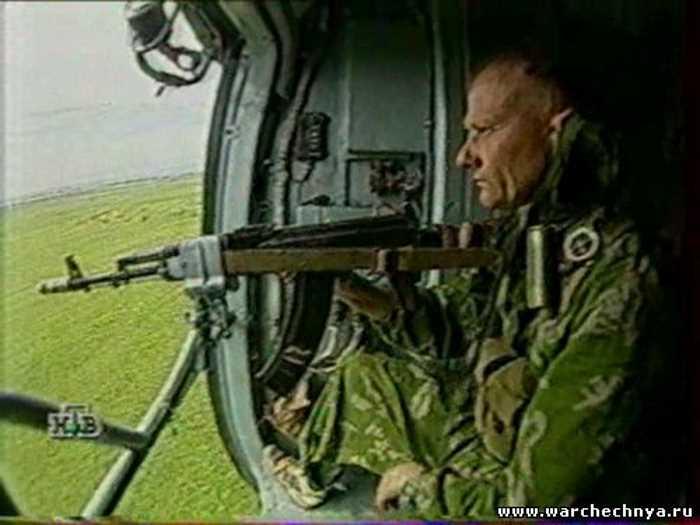 НТВ Итоги. Вторая чеченская война. Ситуация в Чечне (лето 2000 г.)