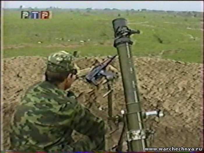 Вторая чеченская война. Авианаводчики ВВС