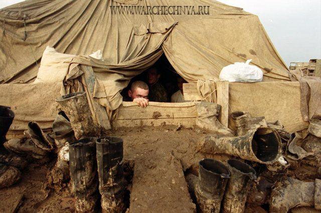 Фото чеченской войны от Натальи Медведевой