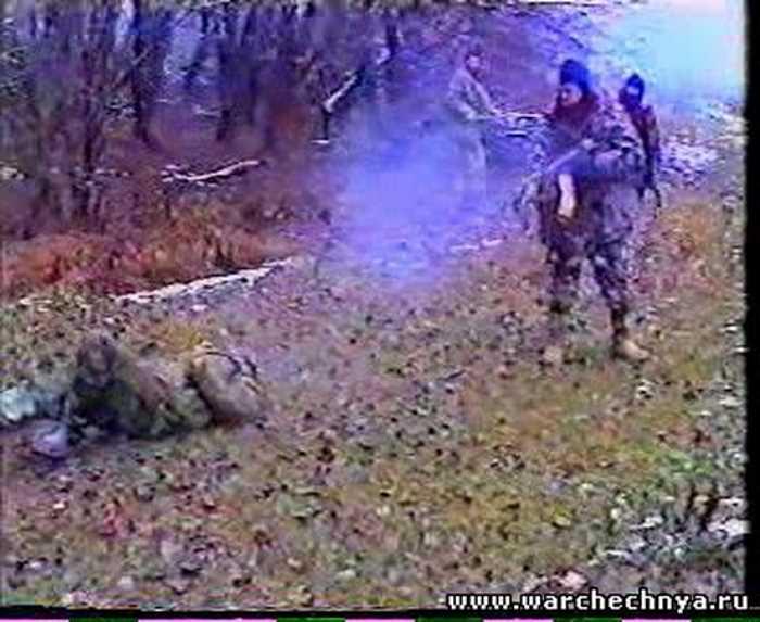 Вторая чеченская война. Российский Ад (2000)