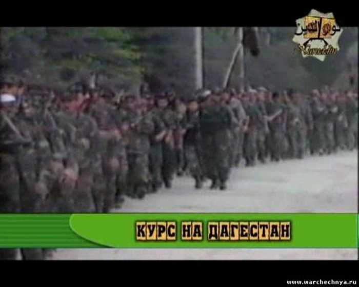 Вторая чеченская война. Курс на Дагестан (1999-2006)