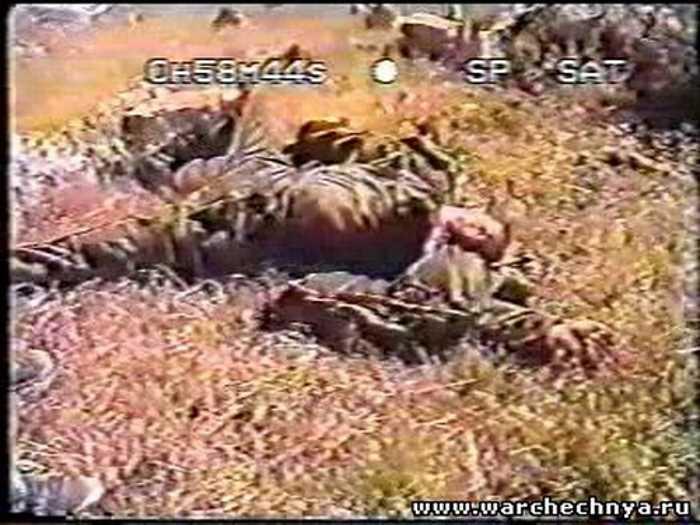 Вторая чеченская война. Битва за Дагестан в 1999 году (съёмки боевиков)