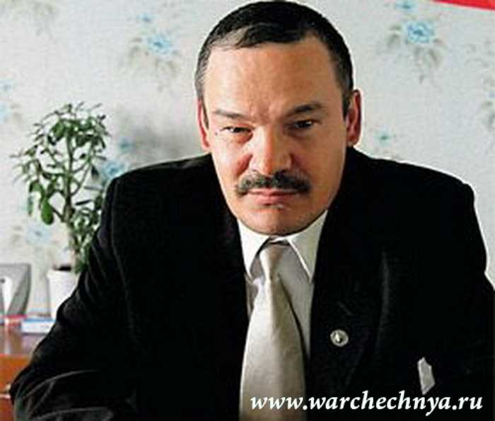 Друг Шамиля Басаева