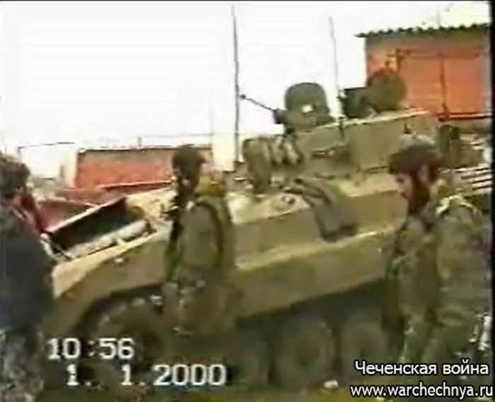 Вторая чеченская война. Чечня 2000 - взгляд с той стороны